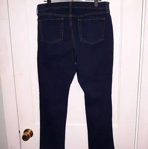 GAP Skinny Blue Jeans